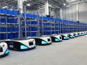 Automatic warehousing and AGV trolley common applications
