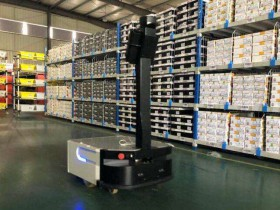 The importance of AGV trolley dynamic logistics system to Industry 4.0