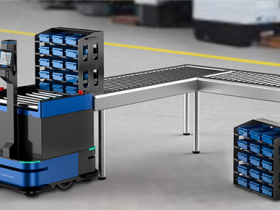 Brief introduction of AGV moving