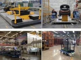 Mobile Robot (AGV) Industry Chain Analysis
