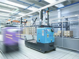 AGV robot market: the future competition war is on the verge