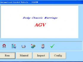 Choose AGV control mode