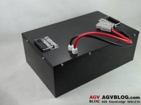 AGV battery introduction