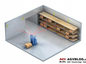 Laser navigation AGV technical advantages