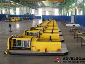 Introduction of AGV ground control system