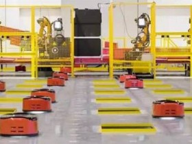 What role does AGV play in warehousing logistics?
