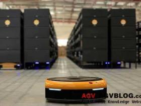 AGVdispatch management system