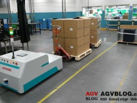 Artificial Intelligence Equipment AGV, why do we need it?