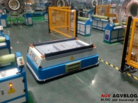 Calling and Scheduling of AGV Unmanned Handling System