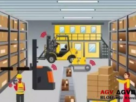 How long can the storage robot AGV be fired!