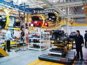 AGV Encyclopedia-Assembly AGV for automotive companies