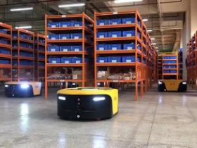 Why more and more companies are using AGV