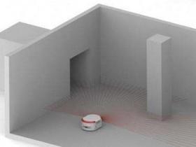 Agv robot positioning principle