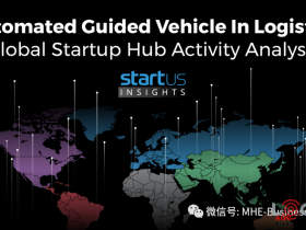 Logistics AGV's top five global start-up gathering space