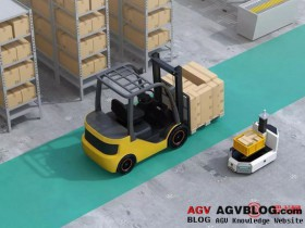 How to successfully implement a driverless forklift project