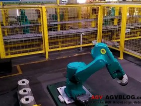 Foxconn releases new AGV products. Where is the robot road of the foundry giant going?