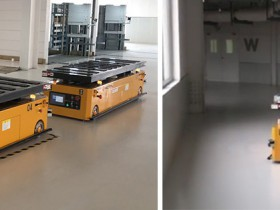 The development trend of AGV handling robots