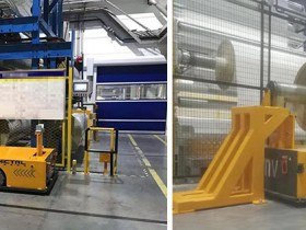 The development trend of omnidirectional AGV mobile robots