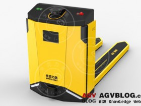 Several important points in the design of AGV handling robots