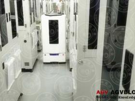 Laser AGV flexible intelligent logistics under intelligent manufacturing