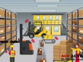 How long can the storage robot AGV last?