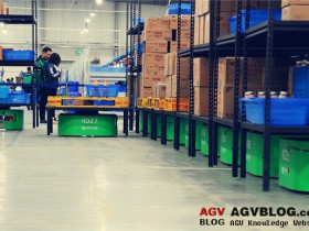 [Depth] The rise of Chinese warehousing robot companies